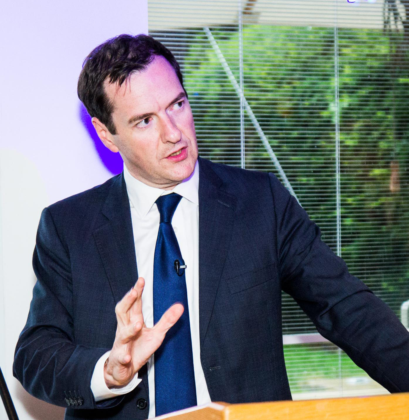 George Osborne, Evening Standard Editor, AA Presidents reception, 11Jul2017,