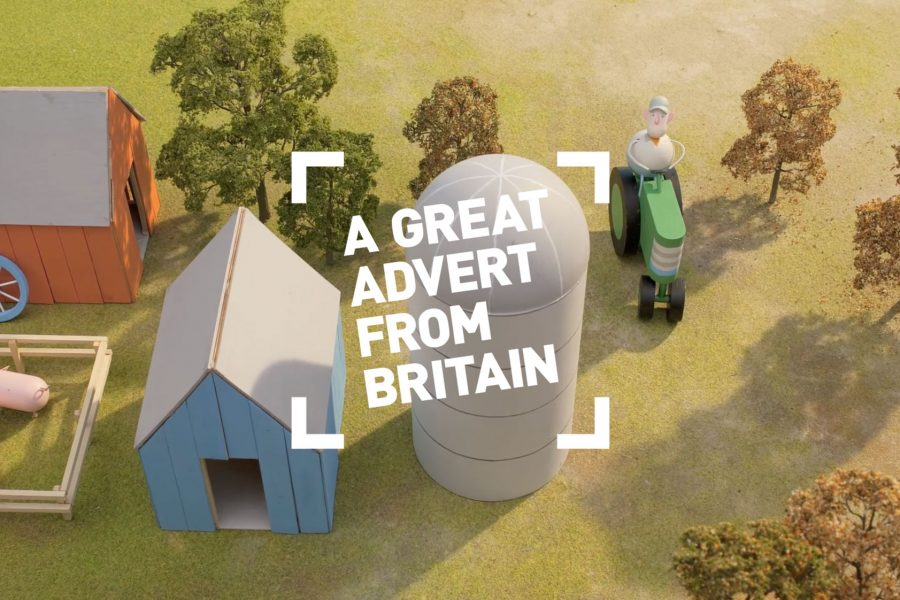 Promote UK, Advertising Association, A Great Advert from Britain, Chipotle Back to the start