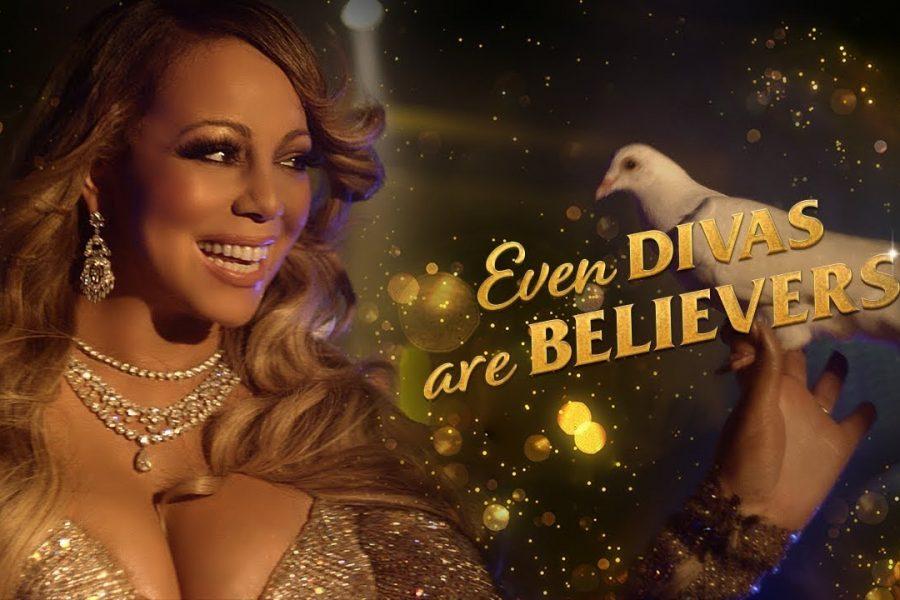 Even Divas are believers… Mariah Carey stays in a hostel