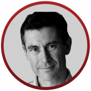 Steve Hatch icon red circle